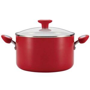 SilverStone Ceramic CXi Nonstick 12-Piece Cookware Set features