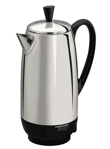 Farberware 12 Cup Electric Percolator 01