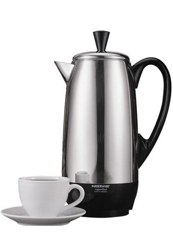 Farberware 12 Cup Electric Percolator 02