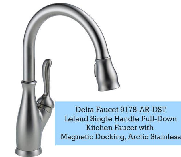 Delta Faucet 9178-AR-DST Leland 01