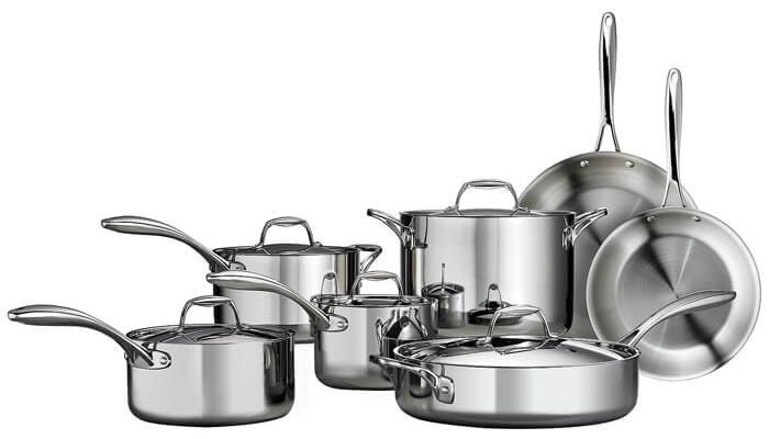 Top Post 2017 Best Stainless Steel Cookware For Your