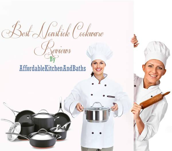 Best Nonstick Cookware In 2018- Top Selection From Chef