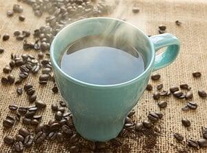 Creamy coffee or Black coffee