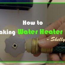 How to Replace A Leaking Water Heater Drain Valve
