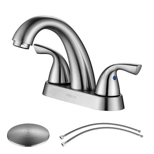 PARLOS 2-Handle Bathroom Sink Faucet
