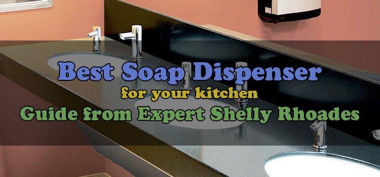 Best soap dispenser