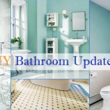 DIY Bathroom Updates