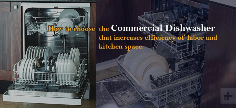 Things to Consider Before Buying a Commercial Dishwasher
