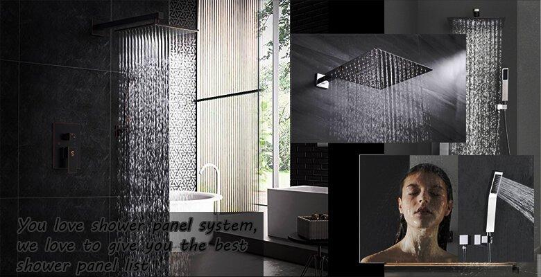 Best Shower Panel Reviews