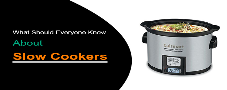 What Should Everyone Know About Slow Cookers