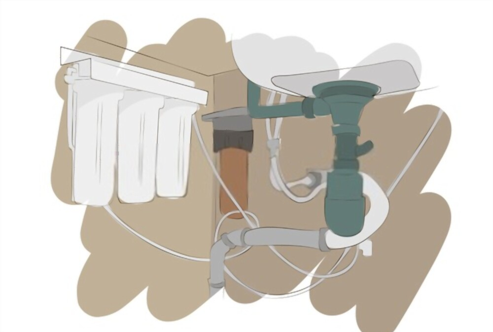 Installing a Under Sink Water Filter